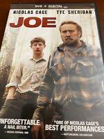 Joe (DVD, 2014, Includes Digital Copy UltraViolet)