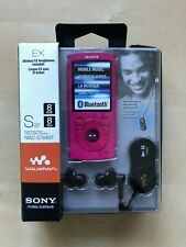 Sony Walkman NWZ-S764BT - S Series Digital Media Player MP3 - 8 GB Bluetooth