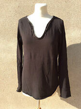 "T.SHIRT TUNISIEN ""ZADIG & VOLTAIRE"" TXS - BE"