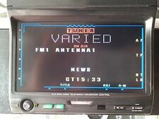 CLARION VRX 6570 RX MONITOR TV TUNER TTX7502Z CD 655Z