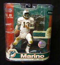 McFarlane Toys Miami Dolphins QB Dan Marino  NFL Legends Series 3 Figure 2007