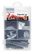 CAPERLAN Predator leurres pêche accessoires Cyo Box, brochet, perche, zander, etc.