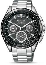 Citizen Satellite Wave Mens Solar Power GPS Watch CC9015-54E