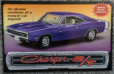 1970 Dodge Charger R/T PLUM CRAZY - by Danbury Mint
