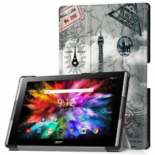 Smart Cover + Pen for Acer Iconia Tab 10 a3-a50 Protective Case Flip Bag Case