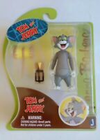Tom & Jerry 3 Inch Figures Mint In Box. Box Has No Ware As New
