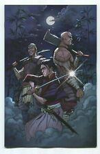 Ronin Island # 6 FOC Variant! See Scans!