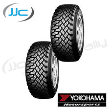 2 x 175/65/14 Yokohama A035 Soft Compound Gravel/Forest Rally Tyres - 1756514