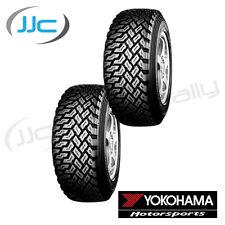2 x 175/65/14 Yokohama A035 Soft Compound Gravel/Forest Rally Tyres - 1756514