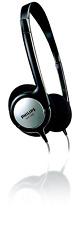 Philips SHP1800/00 Indoor Corded TV Headphones - Black