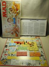 Brettspiel / Boardgame MAD Spiel Parker