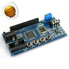 ATmega16 TEA5767 TDA1308 ISP 5V FM Radio AVR Development Board MCU