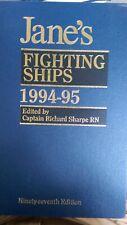 Jane's Fighting Ships 1994-1995