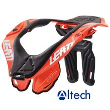 Leatt Brace Gpx 5.5 Cuello Para Adulto L/XL NARANJA MOTOCROSS MX ENDURO BMX Off Road KTM