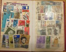 QEII  Mint and used collection Estate lot worth a look 100;s of stamps