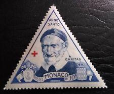 1951 MONACO(holy year) 10c STAMP(MH) SG 438