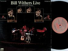 "BILL WITHERS~""LIVE @ Carnegie""~U.S.Press ""1973""~SUSSEX-7025 ""EXCELLENT""~2-LP!!!"