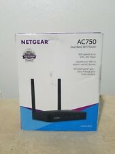 NETGEAR AC750 DUAL BAND WiFi ROUTER MODEL R6020