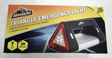 ArmorAll Triangle Emergency Light Super 30 LED + Spotlight, Adj Swivel hook, NEW