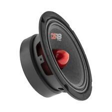 """DS18 PRO-GM6B en audio del coche de rango medio bajo 6"""" pulgadas 580 Watts 8 Ohm Altavoz"""