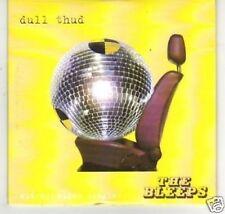 (K570) The Bleeps, Dull Thud - DJ CD