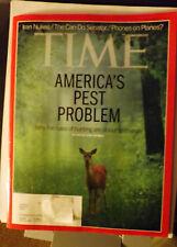Time Magazine Brand New December 9, 2013 English Weekly World News Fast Ship