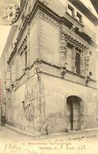 cpa NARBONNE 19 maison historique les trois nourrices