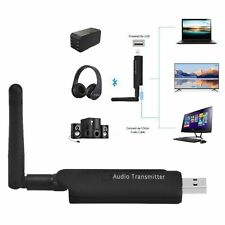TPX Micro USB Bluetooth Wireless Audio Transmitter Adapter for TV PC DVD