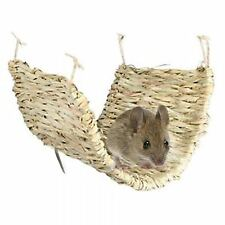 Trixie Natural Grass Hammock Small Animal Bed Perfect For Rats Degus Large