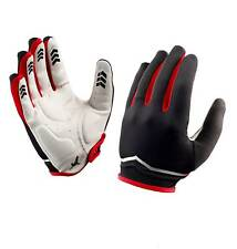 Sealskinz Madeleine Classic Cycling Gloves L Black/red 121163506030