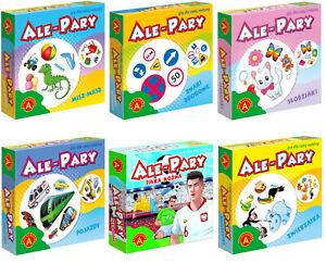 ALE PARY (play like DOBBLE) Age: 4+