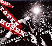 Machmalauter Live von Die Toten Hosen | CD | Zustand gut