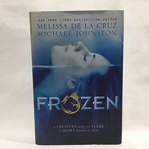 Frozen de la Cruz, Melissa,Johnston, Michael Free Shipping HC DJ 1st/1st