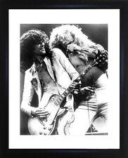 Led Zeppelin Framed Photo CP0284