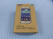 Samsung Galaxy SIII /S3 mini GT-I8200N 8GB Marble White! Neu & OVP! Ohne Simlock