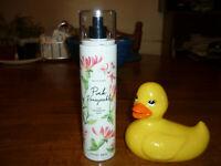 Bath & Body Works Pink Honeysuckle Fine Fragrance Spray/Mist-NEW