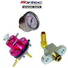MSV FUEL PRESSURE REGULATOR + FUEL GAUGE KIT SUBARU IMPREZA WRX & STI (92-00)