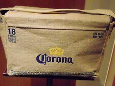 Corona Extra Burlap Beer Cooler 18 x 330ml bottles.