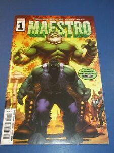 Maestro #1 NM Gem Hulk