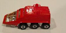 hot wheels scene machines Rescue squad