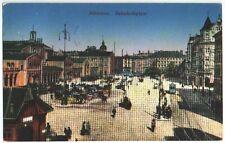 München, Bahnhofsplatz, von München nach Wien vom 11.02.1932