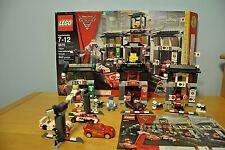 LEGO Disney Pixar Cars 2 Tokyo International Circuit #8679 Limited Edition LN