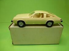 MPC  1:25  PROMO - CHEVROLET MONZA 1975  WHITE  - GOOD CONDITION IN BOX