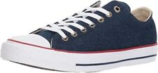Converse Chuck Taylor All Star Core Ox Men's Blue/Natural Ivory/White Shoes US 8