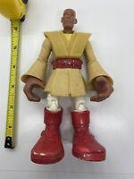 Mace Windu  Jedi Force 2004 STAR WARS Playskool!