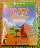 Stardew Valley: Collector's Edition (Microsoft Xbox One, 2017)