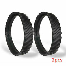More details for 2pcs/set tracks tyres wheel for zodiac mx8 mx6 swimming pool cleaner tool