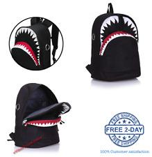 Monster shark mouth backpack shark head book bag laptop phone travel backpack