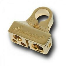 Nippon Bt705P Gold Multi-Feed Positive Battery Post Terminal
