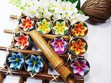 Floating Candle Flower Party Candles Round Decor Home Wedding Events Dinner Spa